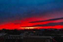 zapad slnka maroko